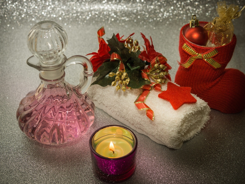 How to Warm Massage Oil