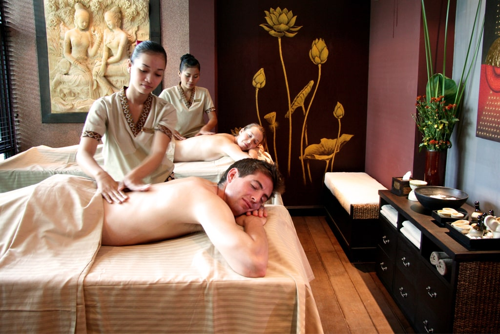 The Benefits of a Back Massage