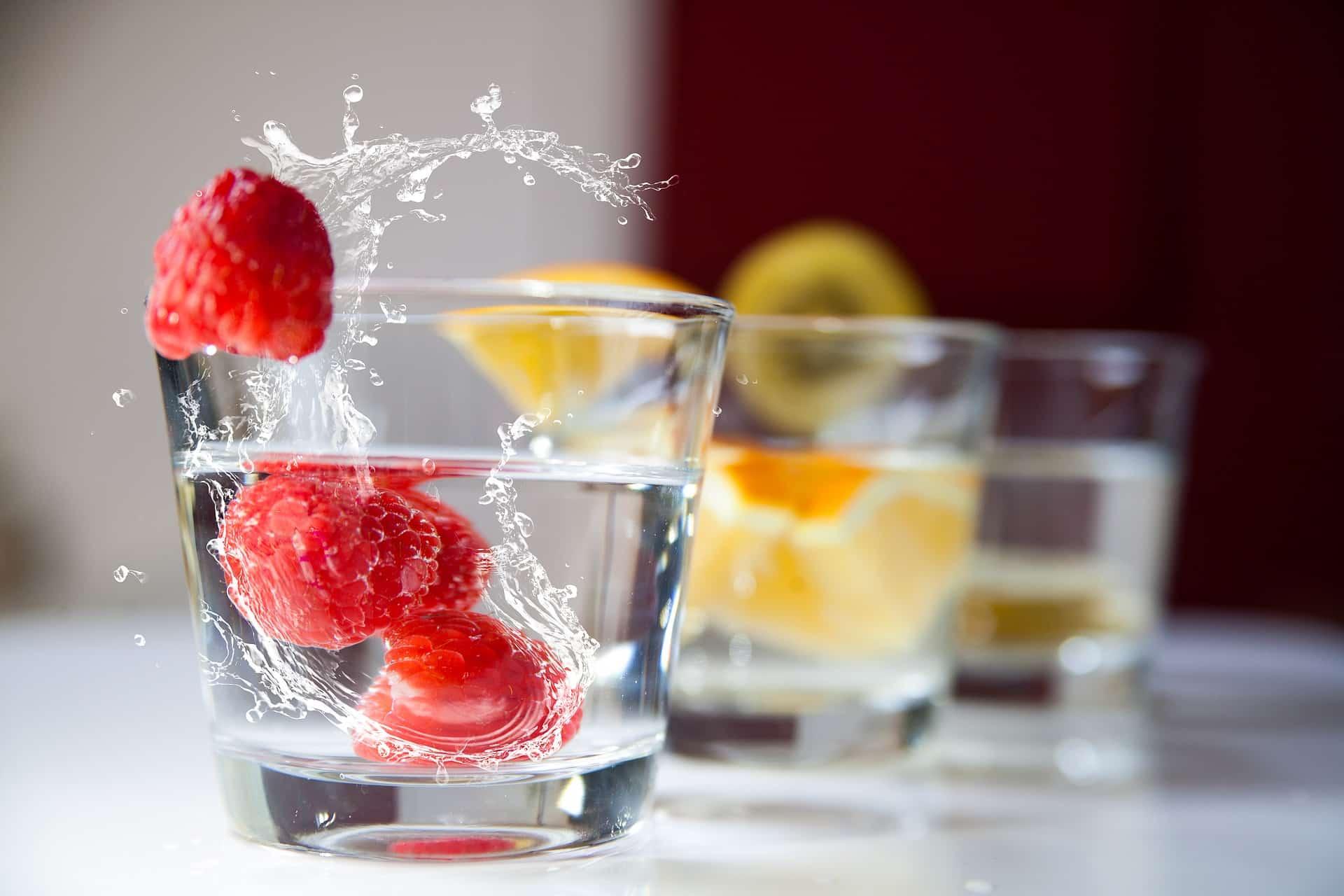 Beverages After A Massage