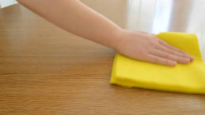 How to Clean Your Massage Table