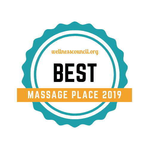 Best Massage Place Award