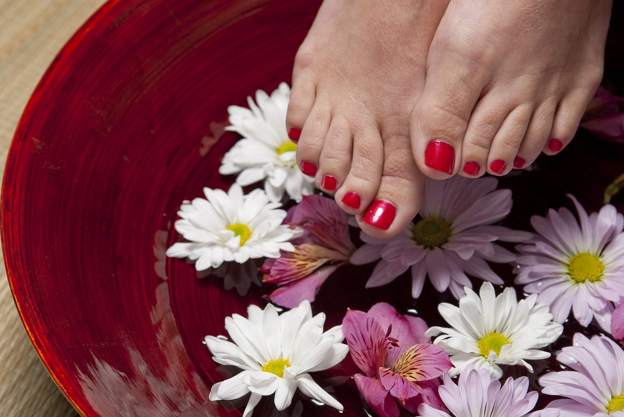 what is foot spa